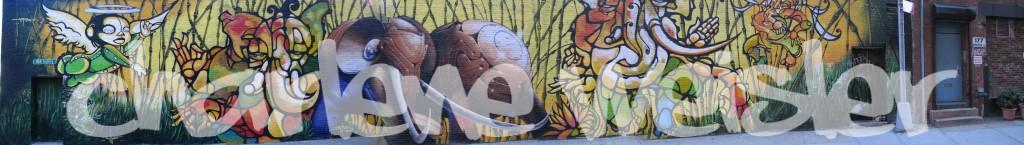Dumbo Brooklyn - Near Manhattan Bridge